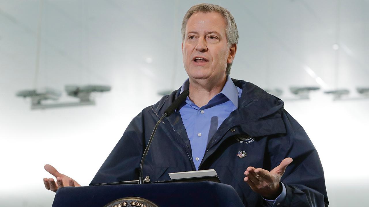 NYC Mayor de Blasio burns Memorial Day beach economy with police threats