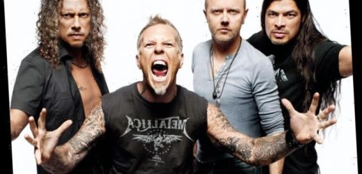Metallica Announce Limited Edition 'Blackened' Whiskey And Vinyl Box Set