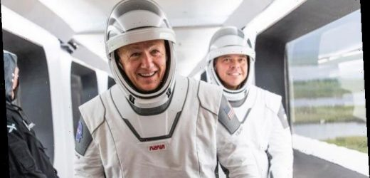 'The Avengers' Costume Designer Creates Spacesuit for Elon Musk's Falcon 9 Astronauts