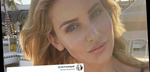 The Hills' Stephanie Pratt slammed for saying 'shoot the looters' amid protests against George Floyd's death – The Sun