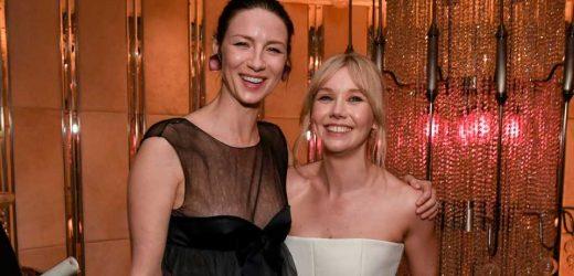 How 'Outlander' Star Caitríona Balfe Turned Co-Star Lauren Lyle into an Activist Overnight