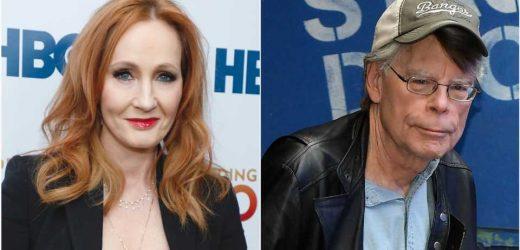 J.K. Rowling Deletes Praise for Pro-Trans Stephen King