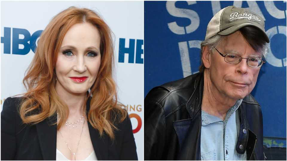 J.K. Rowling Deletes Praise for Pro-Trans Stephen King