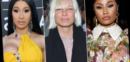 Sia Apologizes for 'Making a Buffoon Out of Myself' After Confusing Nicki Minaj for Cardi B