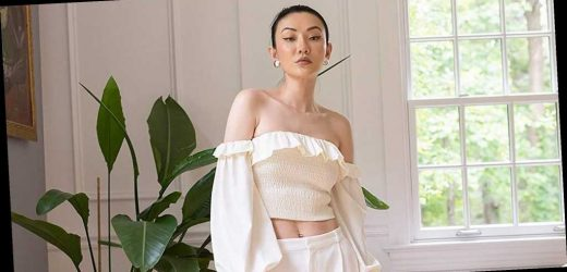 Hours Left! Shop Jessica Wang's Limited Collection of Chic Summer Staples