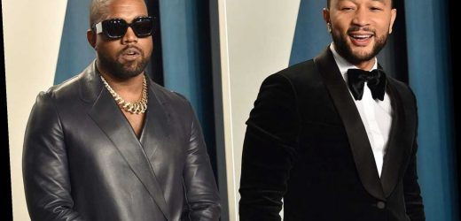 John Legend on Kanye West friendship: 'We're doing our own thing'