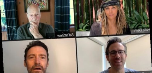 Ryan Reynolds Crashes Original 'X-Men' Cast's Virtual Reunion Featuring Hugh Jackman, Halle Berry, & More – Watch!