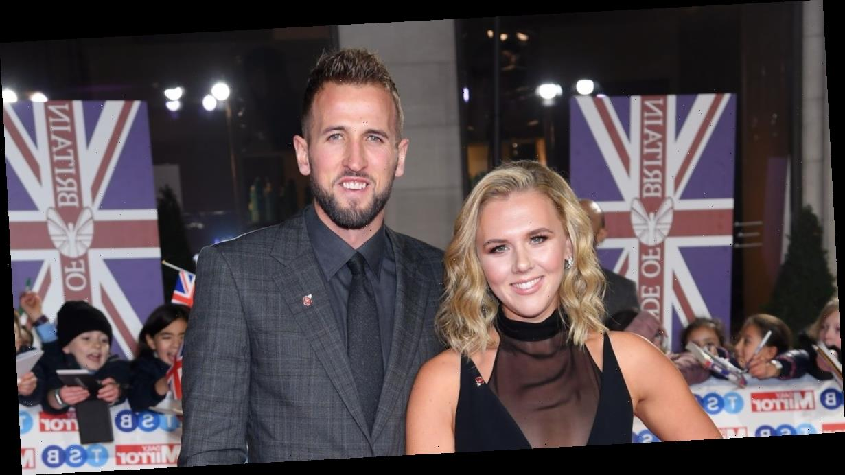 Harry Kane and wife Kate announce they're expecting their third child with sweet gender reveal post