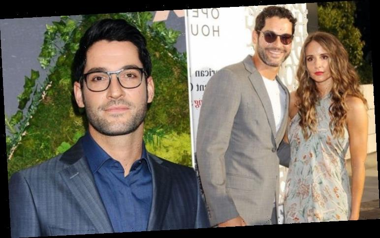 Tom Ellis: Lucifer actor undergoes mystery throat surgery and apologises for wife's move