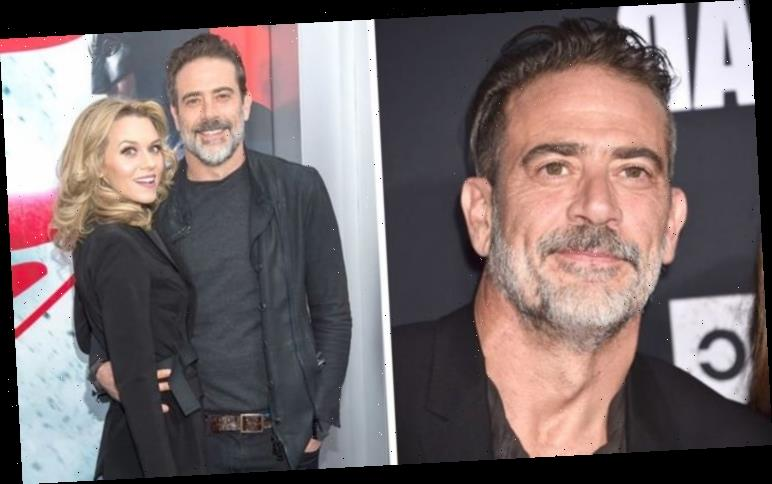 Jeffrey Dean Morgan wife: Who is The Walking Dead star married to?