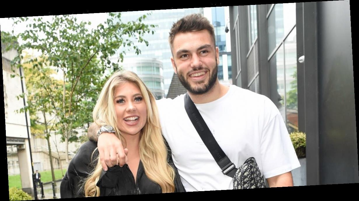 Love Island's Paige Turley flaunts stunning figure as she and Finn Tapp enjoy night out in Manchester after moving home