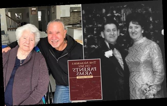 Author talks about growing up with Holocaust survivors parents