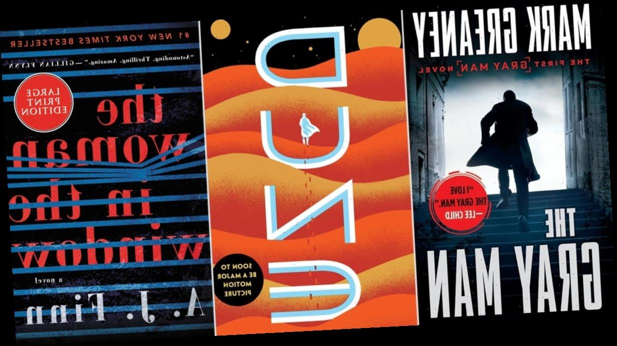 90+ Books to Read Before They're Films