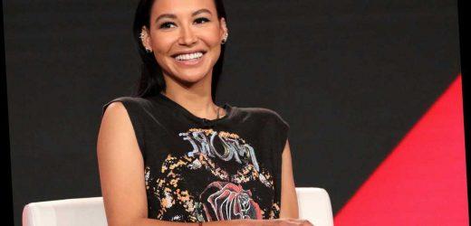 'Glee' Star Naya Rivera Missing After Boat Ride