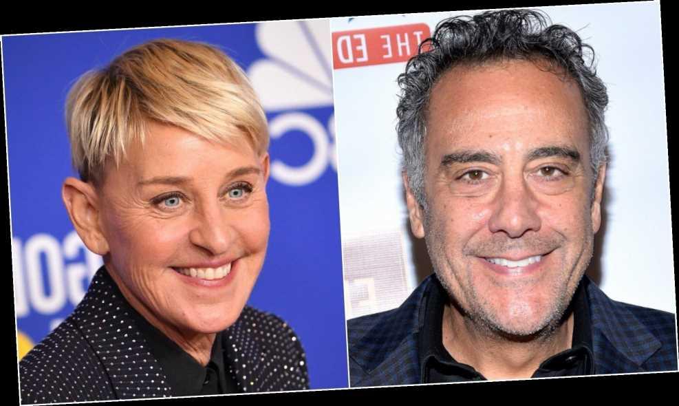 Brad Garrett Says Ellen DeGeneres' Mistreatment Of Staff Is 'Common Knowledge'
