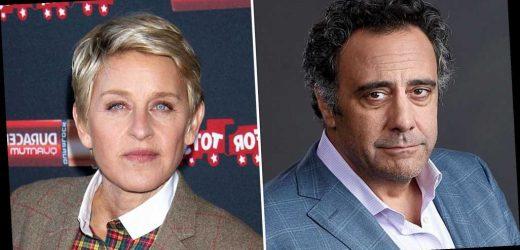 Brad Garrett Says Ellen DeGeneres' Mistreatment of People Is 'Common Knowledge'
