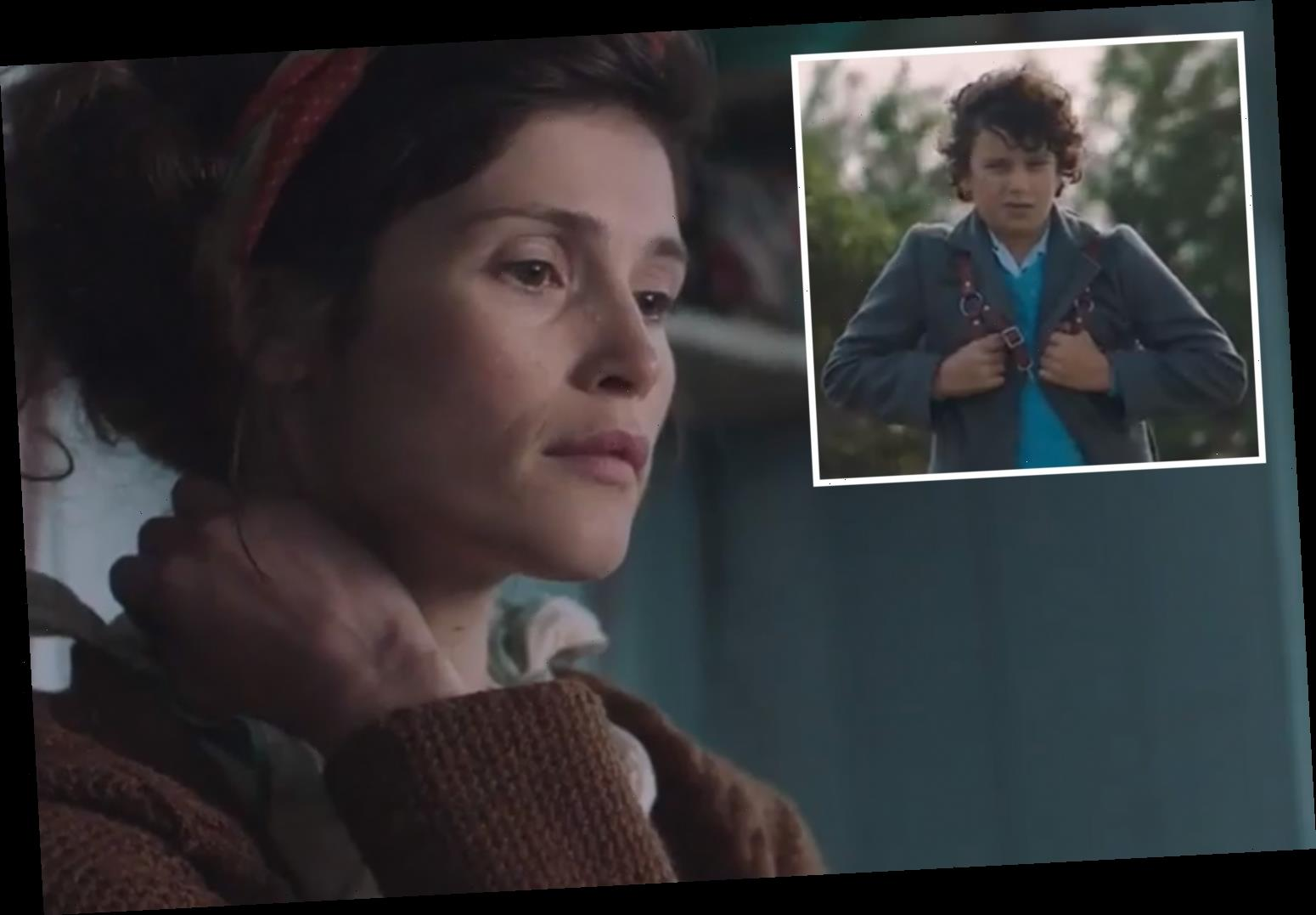 Gemma Arterton leaves fans in tears as first trailer for movie Summerland is released