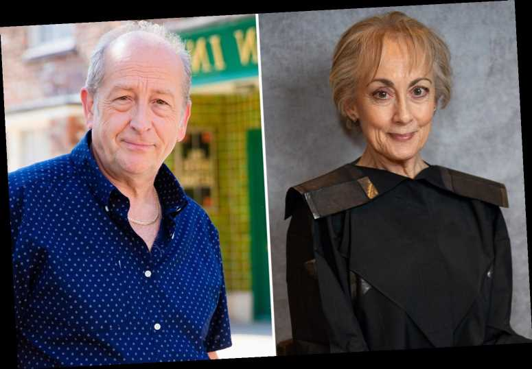 Paula Wilcox's arrival explained as Elaine exposes Geoff Metcalfe's abuse in court