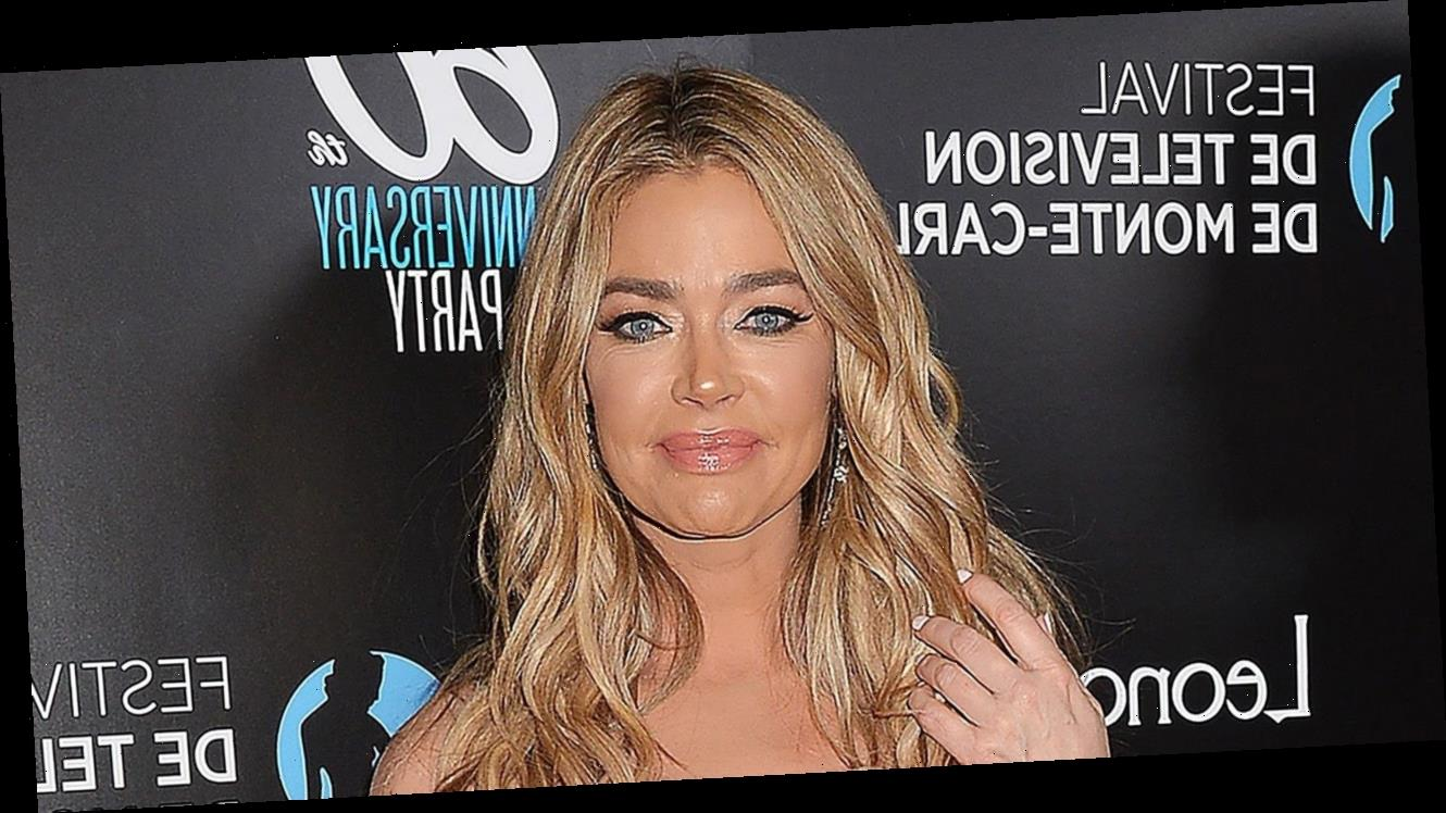 Why Denise Richards Quit Her Vegetarian Diet: 'It Actually Felt Good'