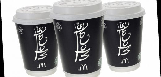 How to get a free hot drink at McDonald's in July