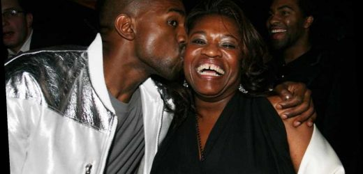 Kanye West Pays Tribute to Mom on New Song 'Donda'