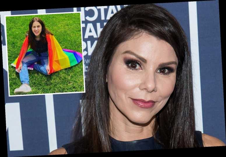 RHOC star Heather Dubrow's daughter Max, 16, comes out as bisexual as star says she's 'proud to be your mother' – The Sun