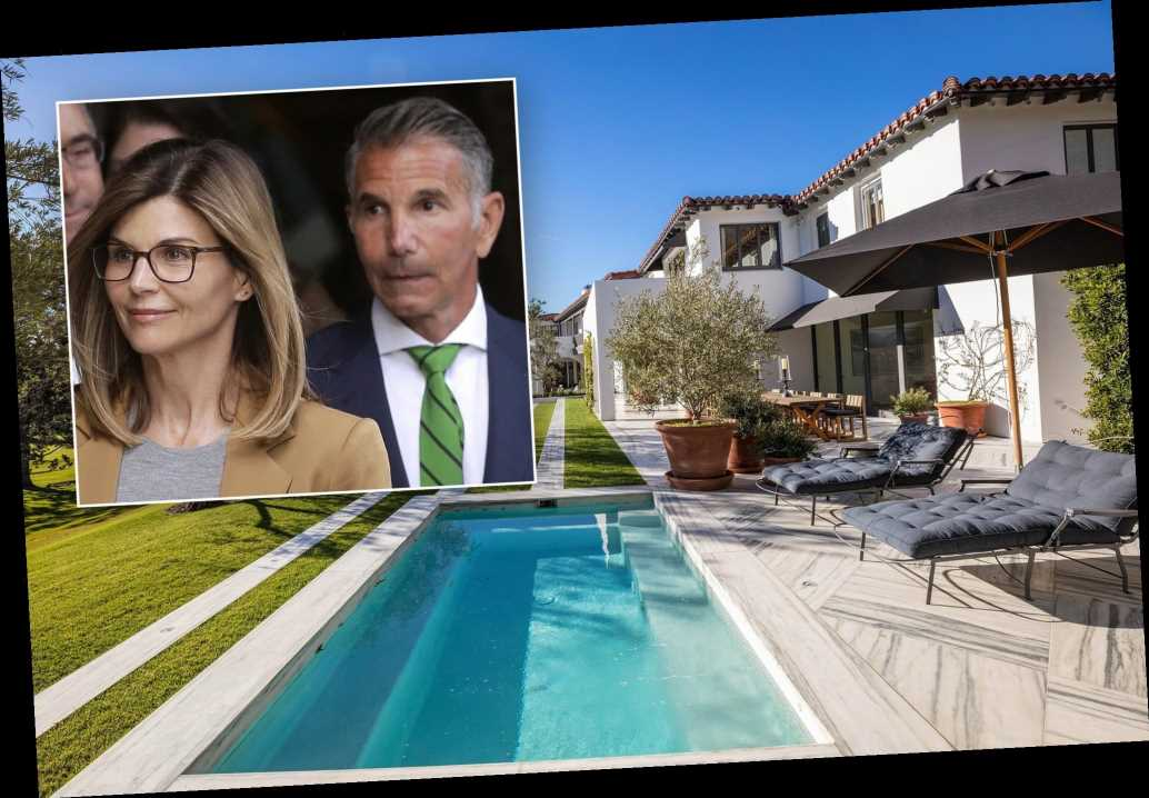 Lori Loughlin, Mossimo Giannulli sell mansion for $10M below asking price