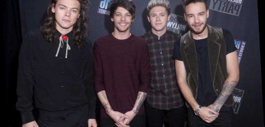 What is One Direction's big announcement?