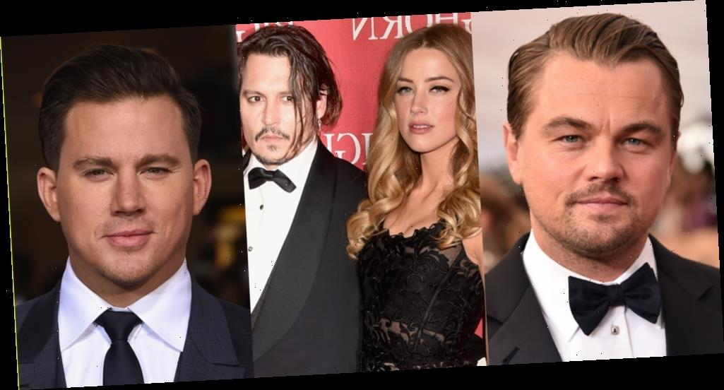 Amber Heard Reveals Nicknames Johnny Depp Allegedly Had For These Famous Actors