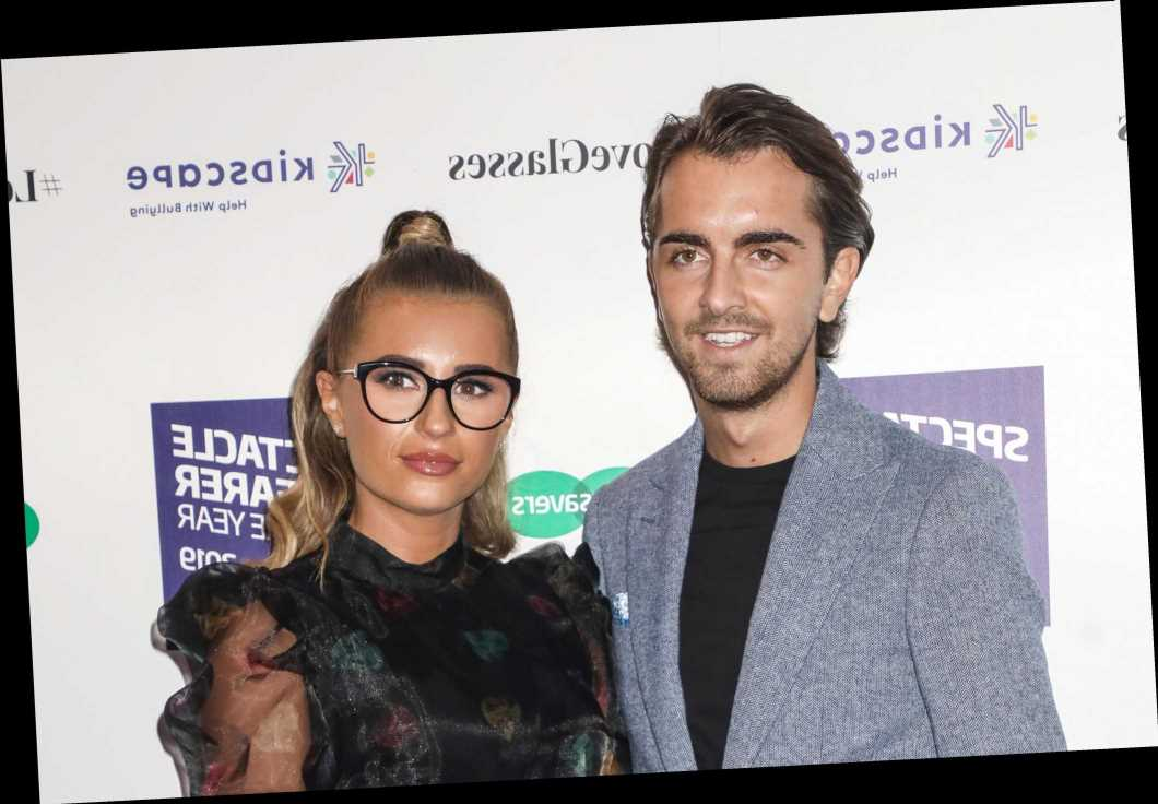 When is Dani Dyer's baby due?