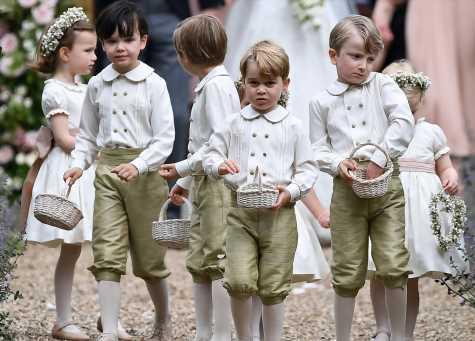 Prince George's Cutest Photos