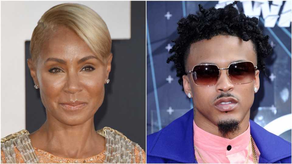 Why August Alsina Spoke Out About Jada Pinkett Smith