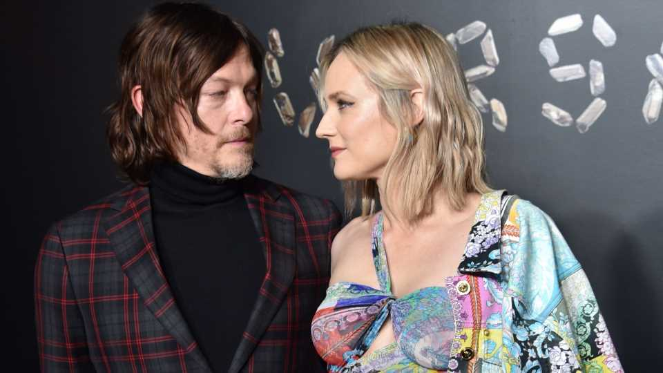 See Diane Kruger & Norman Reedus' Sweetest Family Moments
