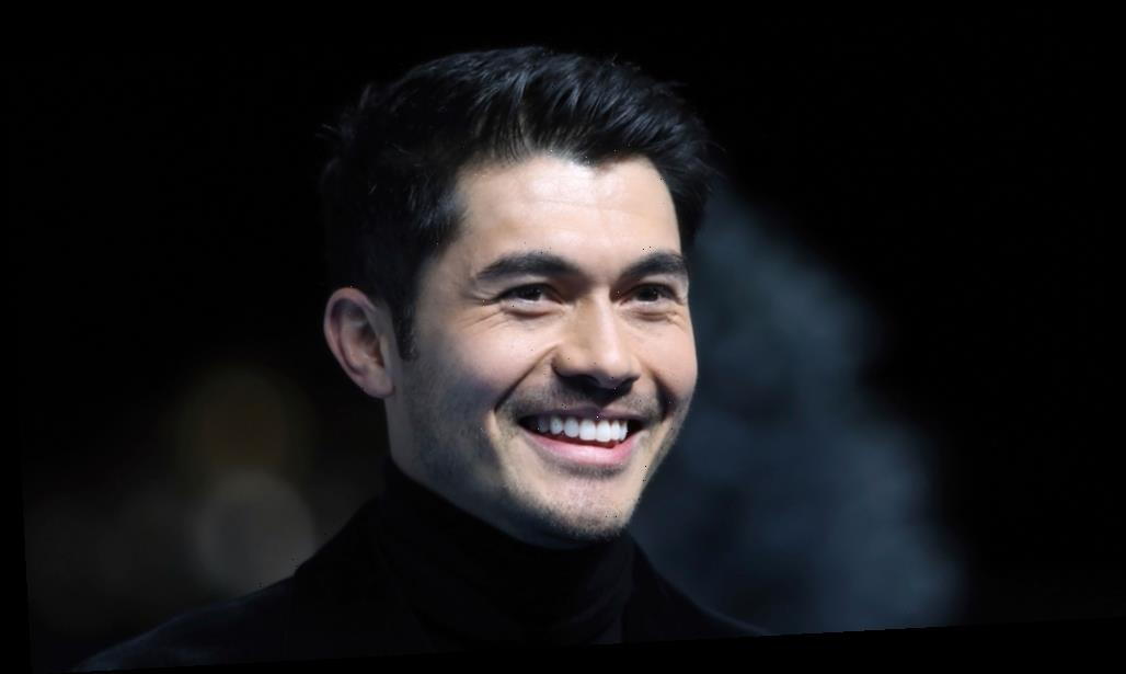 Henry Golding Jumps From Paradigm to CAA