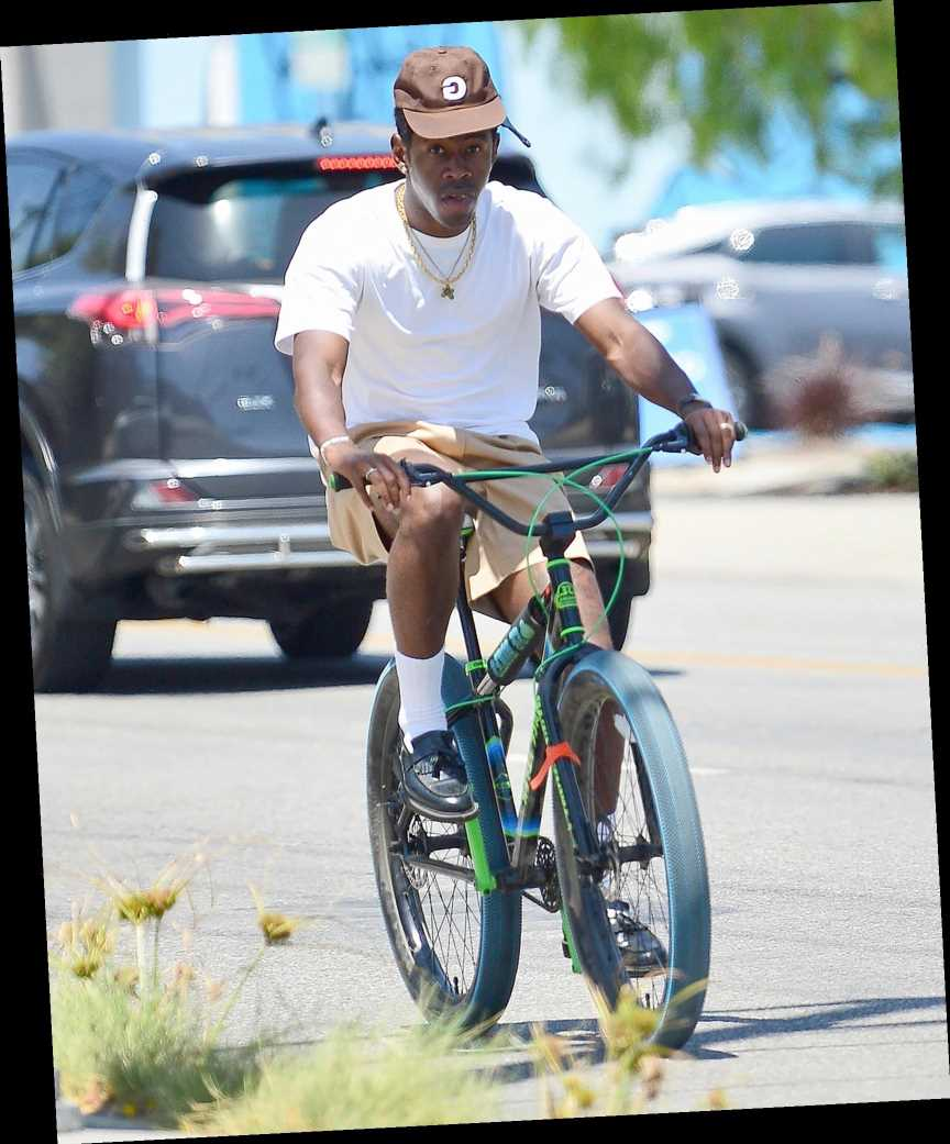 Tyler, the Creator Gets Moving in L.A., Plus Jonah Hill, Alessandra Ambrósio and More