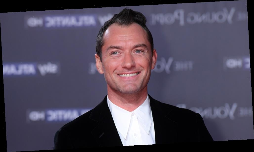 Jude Law to Play Captain Hook in Disney's Live-Action 'Peter Pan' (EXCLUSIVE)
