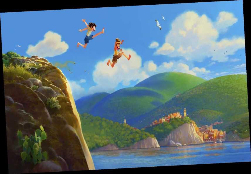 'Luca,' Pixar's Next's Feature Film, Set for Summer 2021 Release