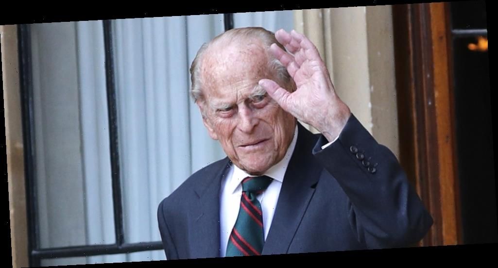 Prince Philip Makes a Rare Public Appearance to Hand Over Role to Duchess Camilla