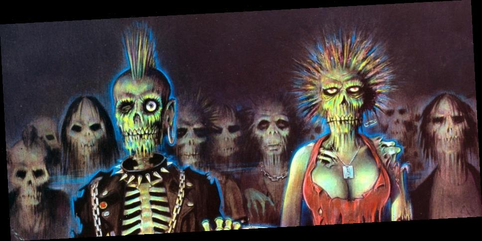 The Quarantine Stream: 'The Return of the Living Dead' is Ready to Party