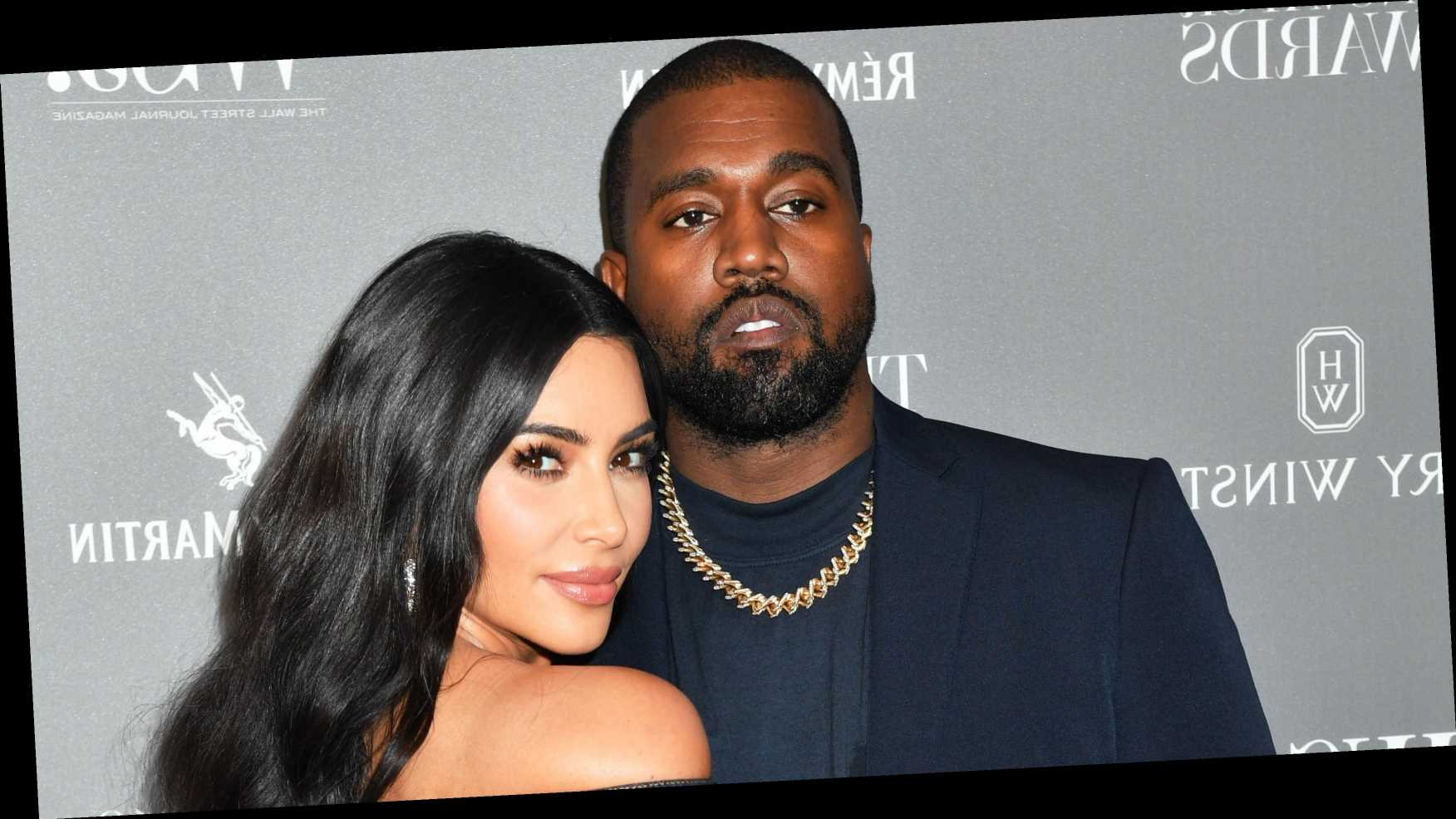 Kim Kardashian Returns to L.A. After 1 Day With Kanye West in Wyoming