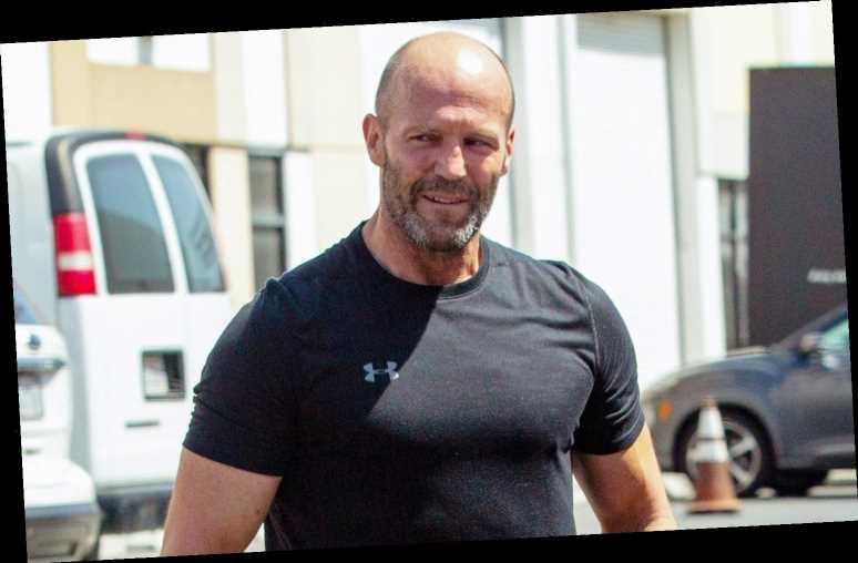 Jason Statham Is Looking Buff in These New Post-Workout Pics