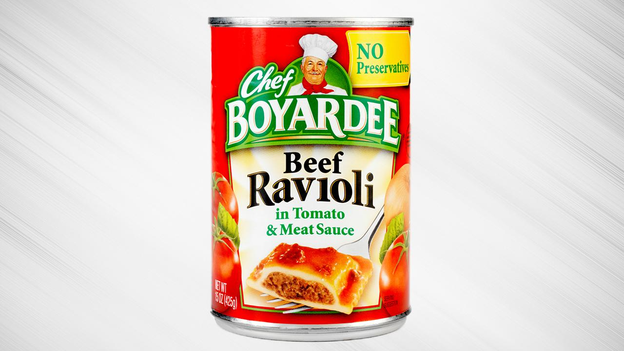 Chef Boyardee proposed to replace Christopher Columbus statue