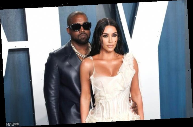 Kim Kardashian Reportedly in Talks With Lawyers to Divorce Kanye West After His Twitter Rant