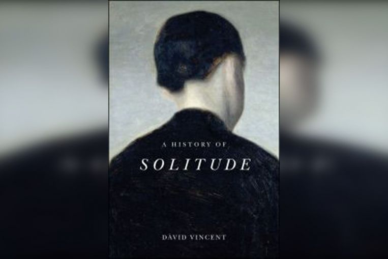 Non-fiction title A History Of Solitude published in social-distancing times