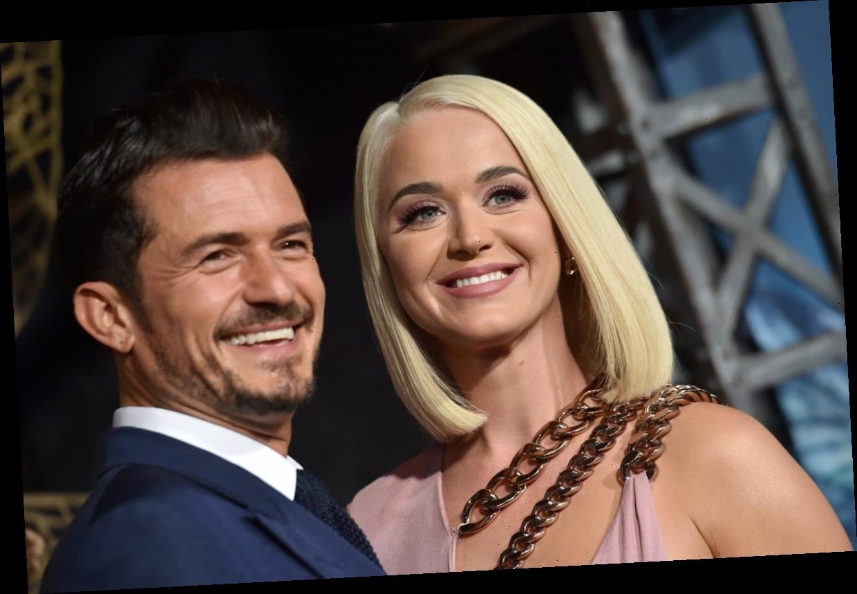 These Katy Perry 'Smile' Lyrics About Orlando Bloom Illustrate Their Ups And Downs