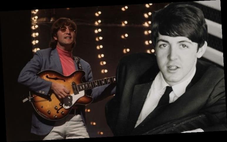 Beatles sex shock: Paul McCartney hid RUDE references in iconic John Lennon songs