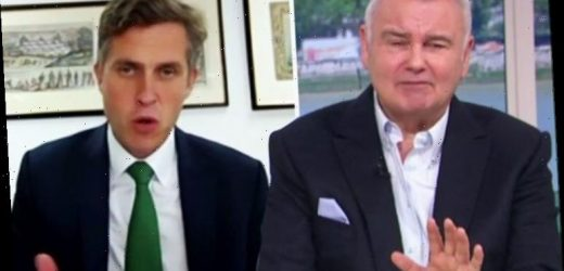 Eamonn Holmes blasts Gavin Williamson in car crash interview 'Don't you trust teachers?'