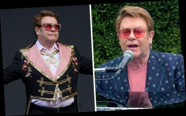 Elton John name: What is Sir Elton's real name? Why did he change it?