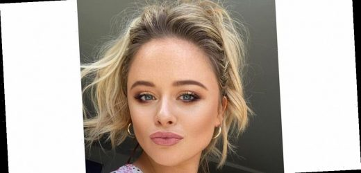 Emily Atack seemingly confirms she's single again following Joe Caro 'romance'