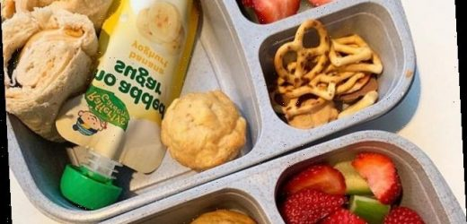 Dietitian and mum-of-two reveals main lunchbox mistake parents make
